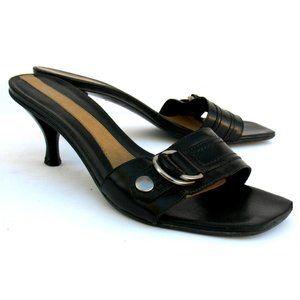 Nine West - Sandals - Open Toe Open Back - Sz 10M
